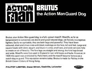 Brutus Leaflet