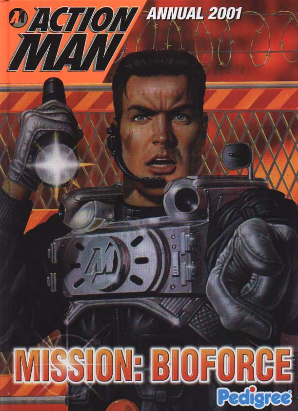 Action Man Annual 2001