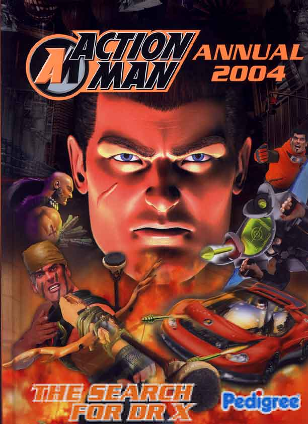 Action Man Annual 2004