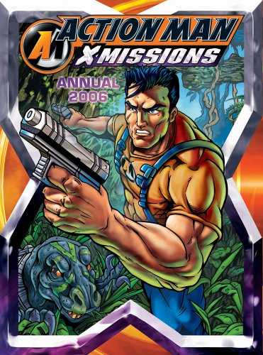 Action Man Annual 2006