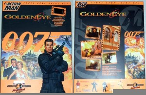 Action Man James Bond 007 Goldeneye Box Art