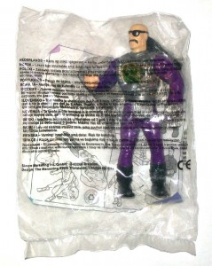 McDonald's Happy Meal Dr. X Bagged