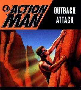 Action Man Outback Attack Front Cover