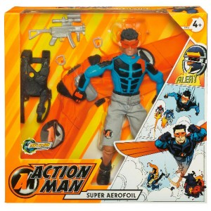 Action Man Super Aerofoil