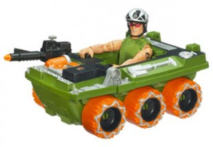 Action Man Swamp Patrol