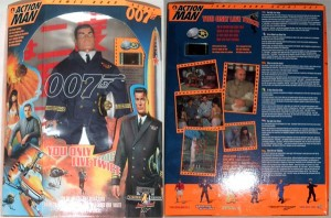 Action Man James Bond 007 You Only Live Twice Box