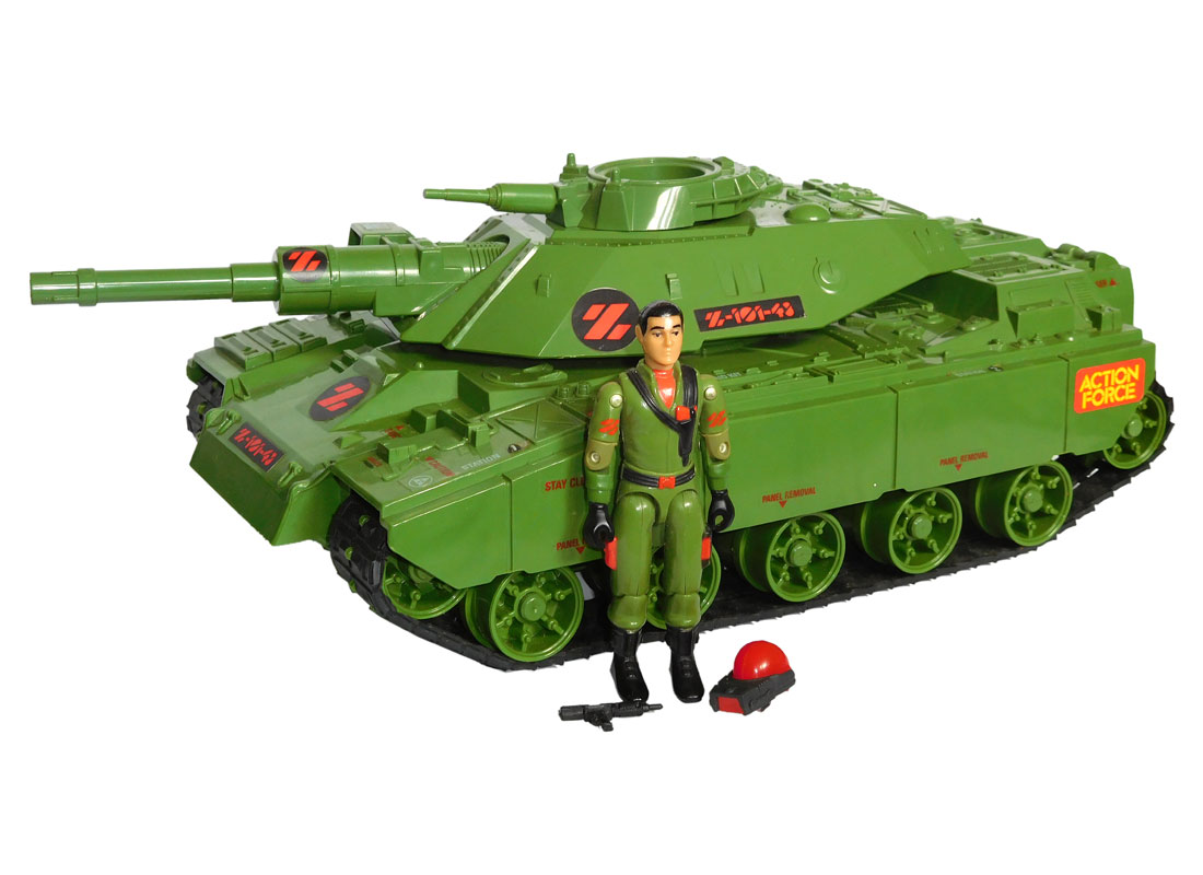 Z Force Battle Tank