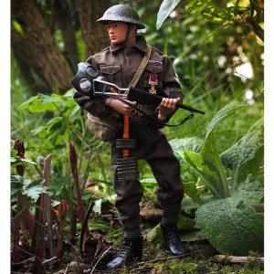 Action Man 50th Anniversary WW2 British Infantry Soldier