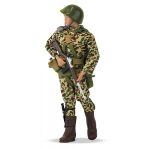 Action Man 50th Anniversary Paratrooper