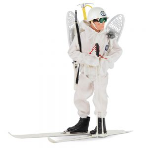 Action Man 50th Anniversary Ski Patrol