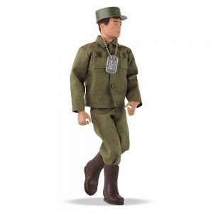 Action Man 50th Anniversary Soldier