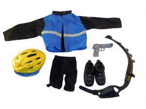 Action Man MTB Kit