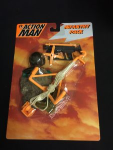 Action Man Infantry Pack Carded