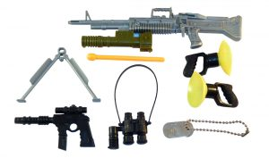 Action Man Night Creeper Accessory Set