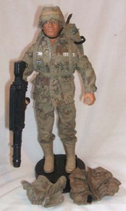1992 Action Man Duke