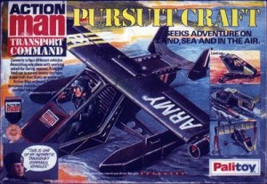 Action Man Pursuit Craft Box