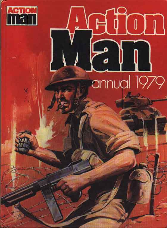 Action Man Annual 1979