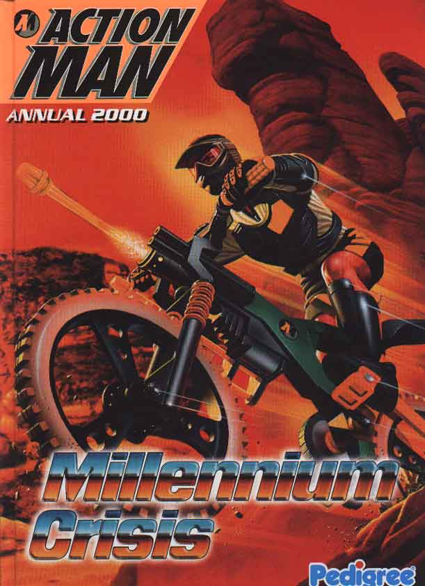 Action Man Annual 2000
