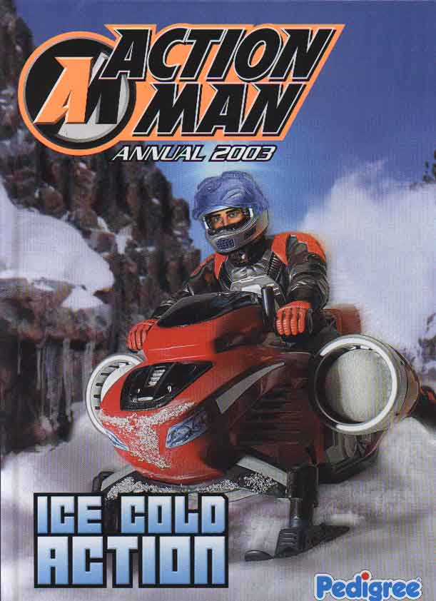 Action Man Annual 2003