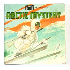 Arctic Mystery Front Cover
