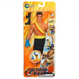 Action Man Climber Extreme Boxed