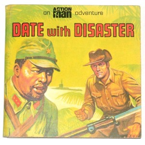 Action Man Date With Disaster Front Cover