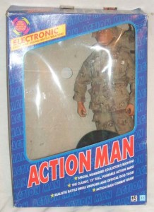 1992 Action Man Duke Box
