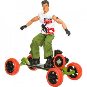 Action Man Skateboard Extreme