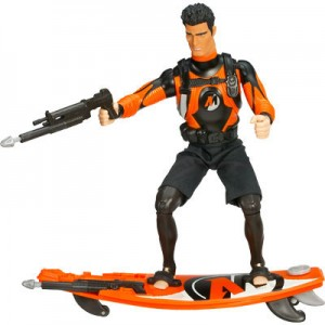 Action Man Surf Atak