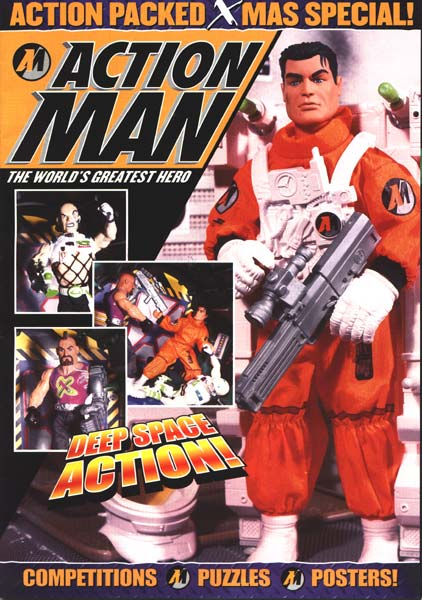 Action Man Comic Christmas Special