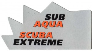 Action Man Sub Aqua Insert #1