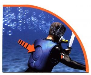Action Man Sub Aqua Insert #1
