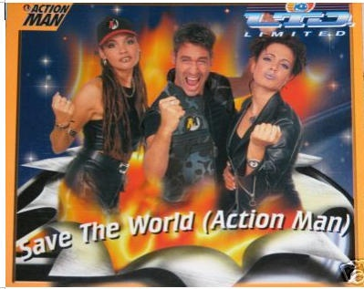 LTD Limited Save The World (Action Man)