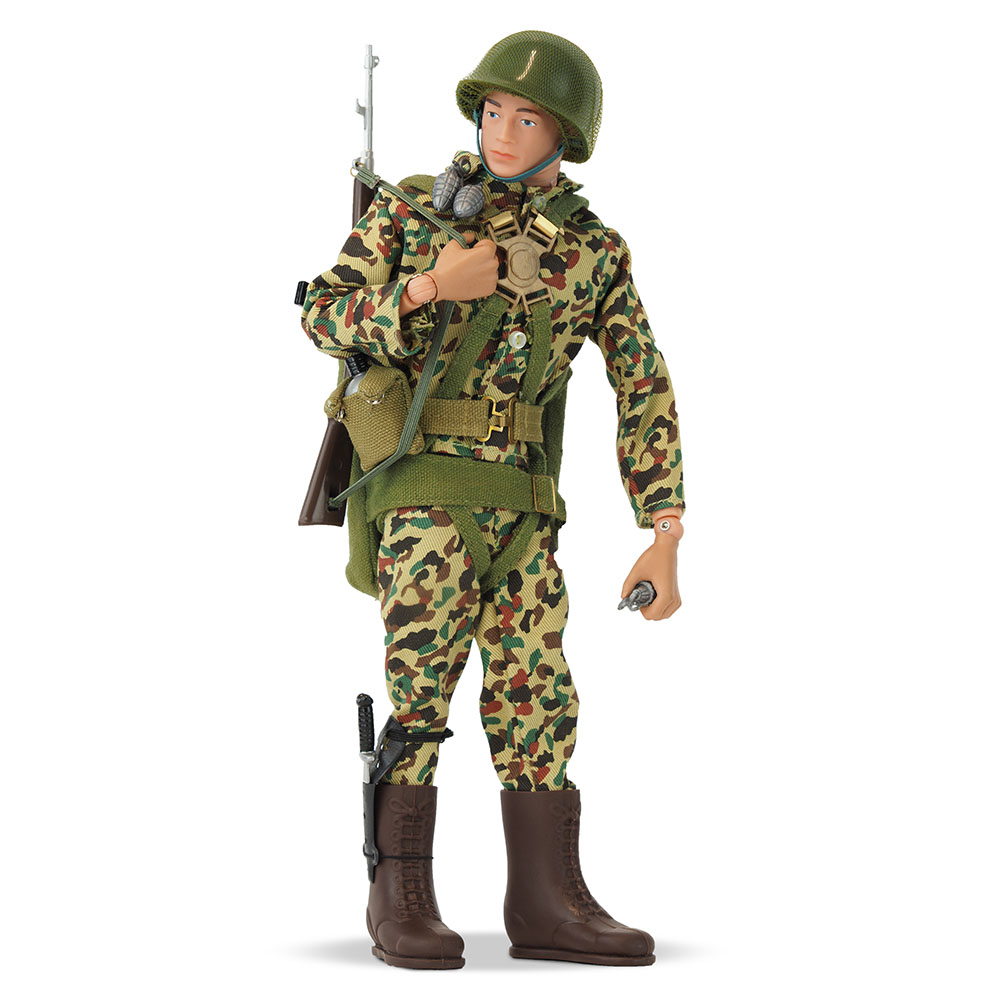 50th Anniversary Archives Action Man Dossier