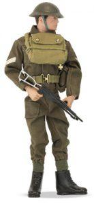 Action Man 50th Anniversary British Infantryman