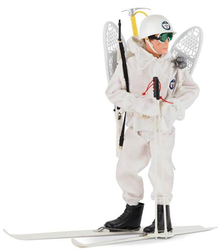 Action Man 50th Anniversary Ski Patrol