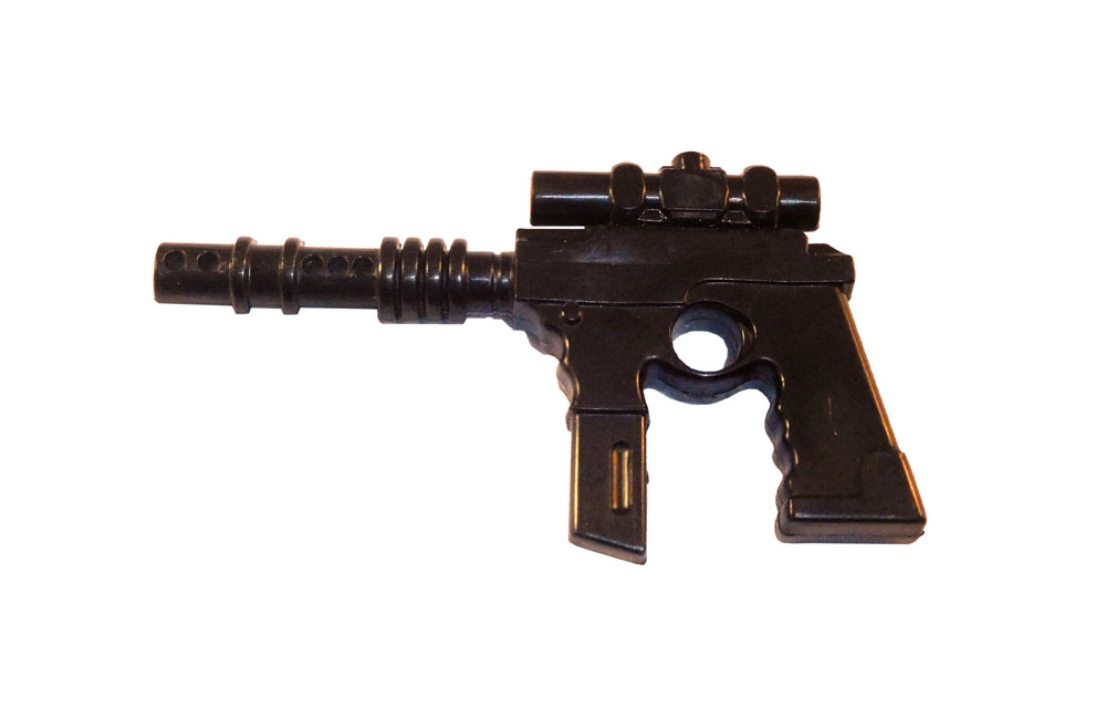 Action Man Machine Pistol