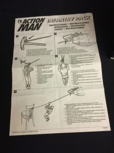 Infantry Pack Instructions