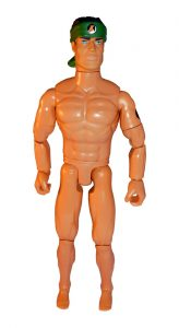 Action Man Operation Tiger Figure