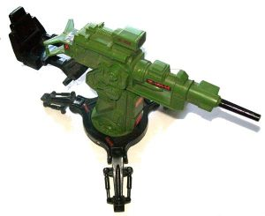 Action Force Z Force Attack Cannon