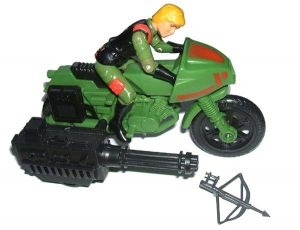 Rapid Fire Motorcycle