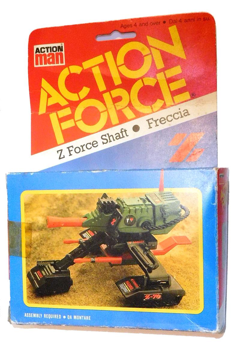 Z Force Shaft Box