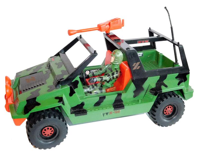 Z Force Jeep