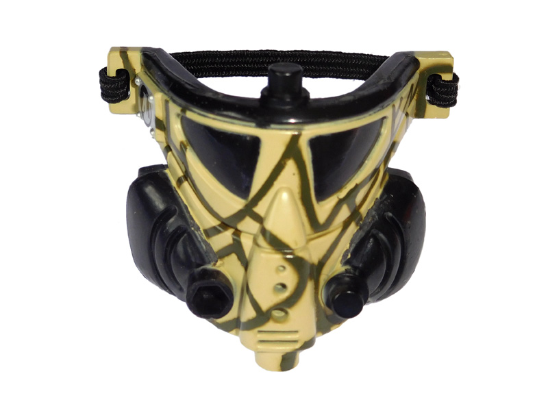 Action Man Sahara Mission Accessory Set Mask