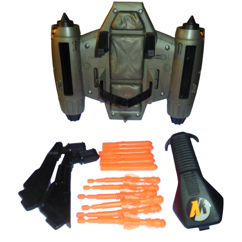 Action Man Thunderwing Jet Pack