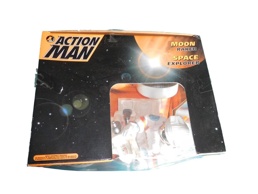 Action Man Moon Raker